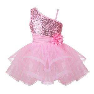 363ebd2d77c TUTU - JUSTAUCORPS Tutu de Danse Ballet Fille Enfant Paillettes Fleur