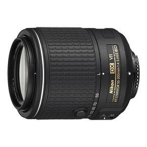 OBJECTIF Nikon AF-S DX NIKKOR 55-200mm f/4-5.6G ED VR II