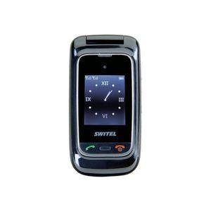 Téléphone portable Téléphone grosses touches mobile sénior à clapet M