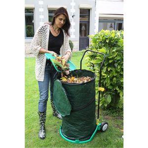 chariot pour dechet de jardin achat vente chariot pour dechet de jardin pas cher cdiscount. Black Bedroom Furniture Sets. Home Design Ideas