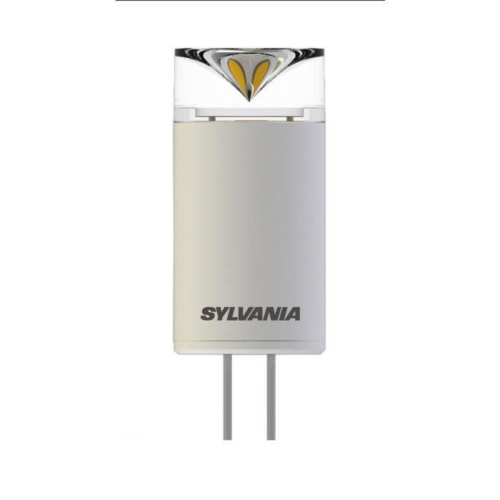 SYLVANIA Ampoule capsule LED Toledo G4 2W équivalence 10W