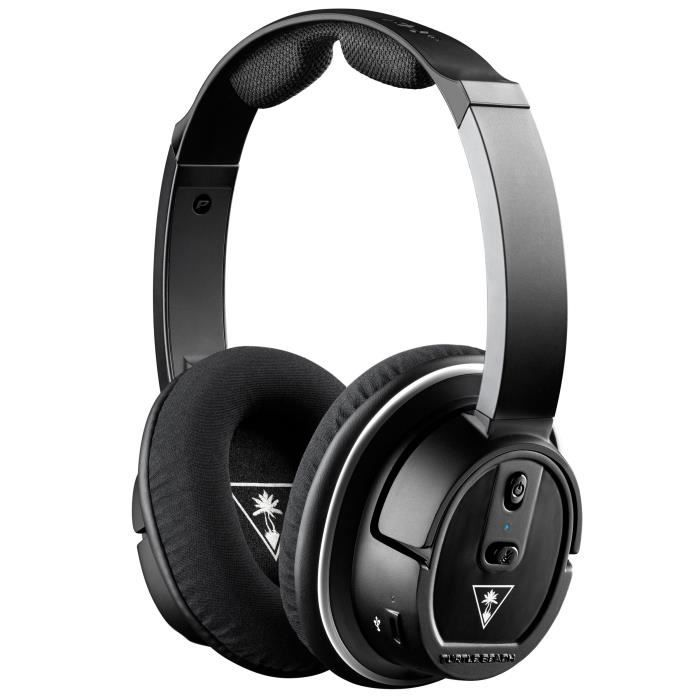Turtle Beach - Casque Gamer - Stealth 350VR (compatible PS4/Xbox/Switch/PC/Mobile) - TBS-3150-02