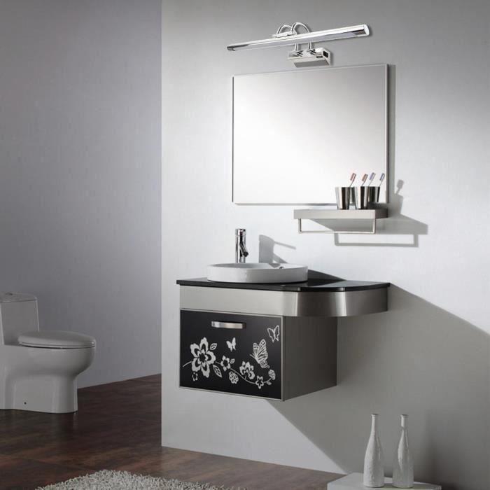 Lampe Pour Miroir Tableau Applique Murale 7w Led Avec Interrupteur