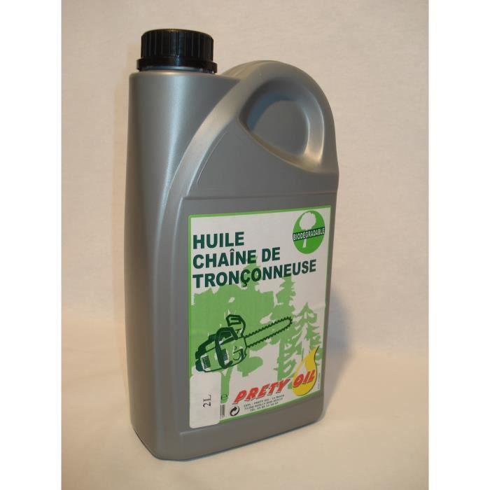 huile de chaine pour tronconneuse - achat / vente huile de chaine