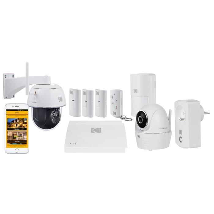 alarme maison sans fil gsm avec camera ventana blog. Black Bedroom Furniture Sets. Home Design Ideas