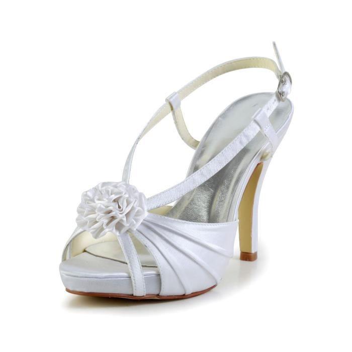 Jia Jia Wedding 37047 chaussures de mariée mariage Escarpins pour femme