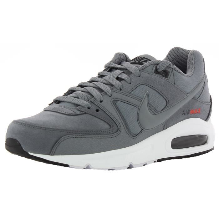 low priced 1e843 cb624 nike air max command cuir noir turquoise