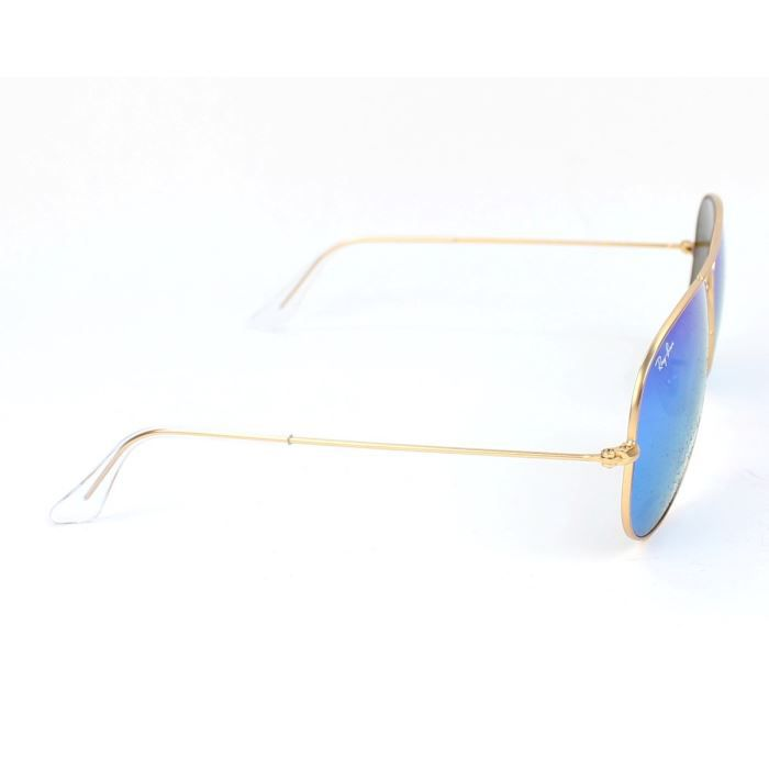 Lunettes de soleil Ray Ban RB3025 Or, verres Ma…