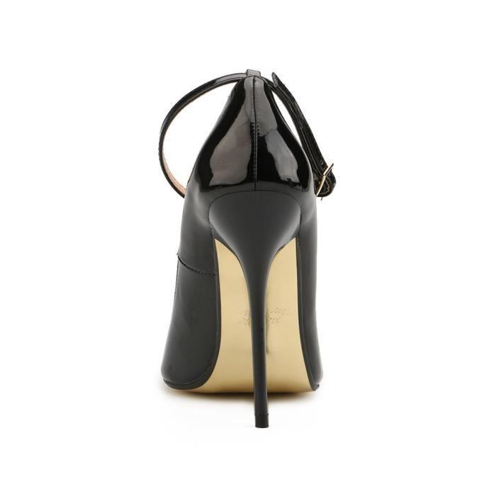 Femmes Pompes 13cm Extreme Hauts talons sexy bout pointu Escarpins talons aiguilles Wedding Party Chaussures Sex Fétiche High Heels