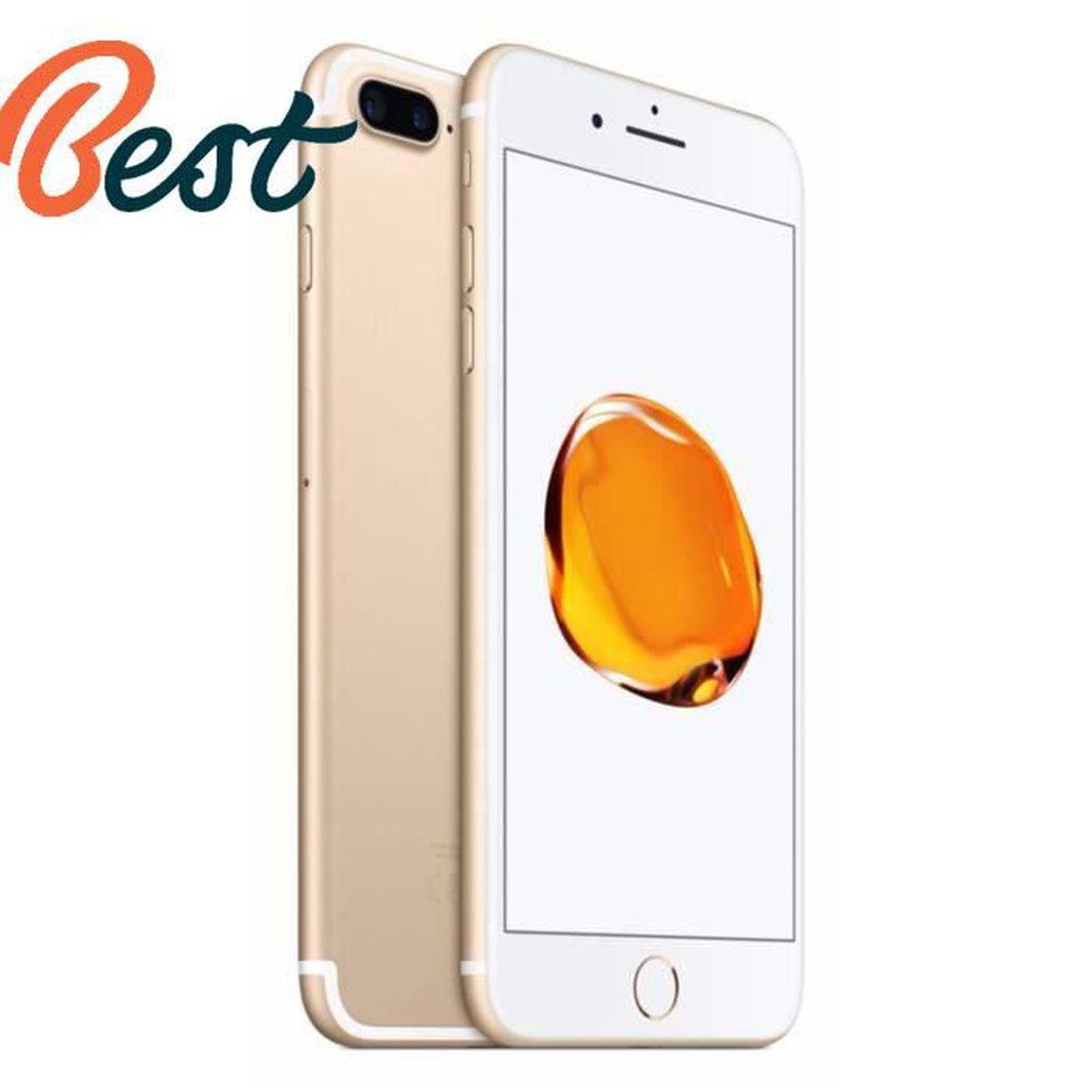 d09b79cfc4ce3a APPLE IPhone 7 plus 32 Go Or débloqué - Achat smartphone recond. pas ...
