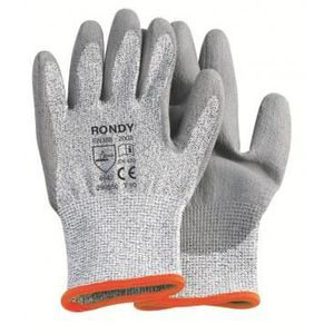 GROUPE RONDY Gant Anti-Coupure, Taille 10