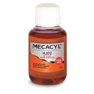 MECACYL HJD2 Hyper-Lubrifiant spécial nettoyage des injecteurs - Moteur diesel - 200ml