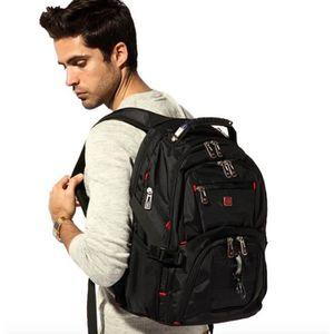 SAC À DOS INFORMATIQUE Sac à dos d'école de sac à dos de voyage extérieur