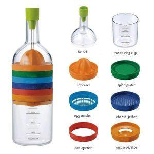 BOITES DE CONSERVATION Ustensiles de Cuisine Cook Bottle