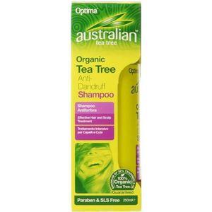 SHAMPOING Arbre australien thé théier australien shampooing
