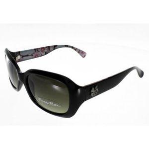 bbfb29b73f402 LUNETTES DE SOLEIL BANANAMOON Modele 92 Noir Femme 100% UV 400 Indice