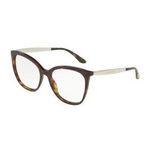 LUNETTES DE VUE Monture lunettes Dolce   Gabbana DG3278 HAVANA (50 9840811611c7