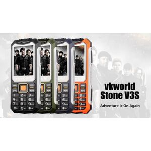 SMARTPHONE Stone V3S Specs Téléphone portable étanche à la po