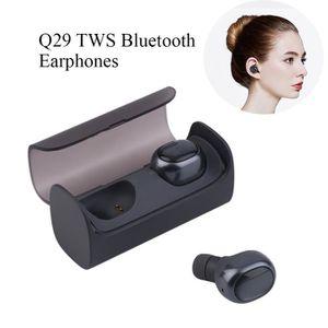 CASQUE - ÉCOUTEURS QCY-Q29 Écouteurs intra-auriculaires Sans Fil Blue