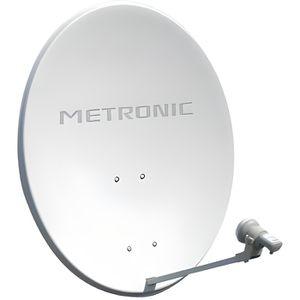 PARABOLE METRONIC 498550 Kit Satellite numérique Athena 120