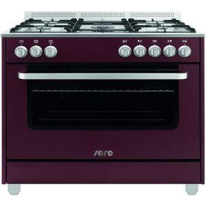 site réputé 549e7 e55a8 Cuisinière à gaz sur four électrique TS95C61LVI - Achat ...