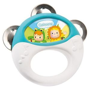 DOUDOU SMOBY Cotoons Cymbale