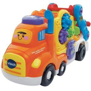 UNIVERS MINIATURE TUT TUT BOLIDES Mon Super Camion Transporteur