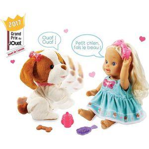 POUPÉE VTECH Little Love - Lou Joue Avec Son Toutou