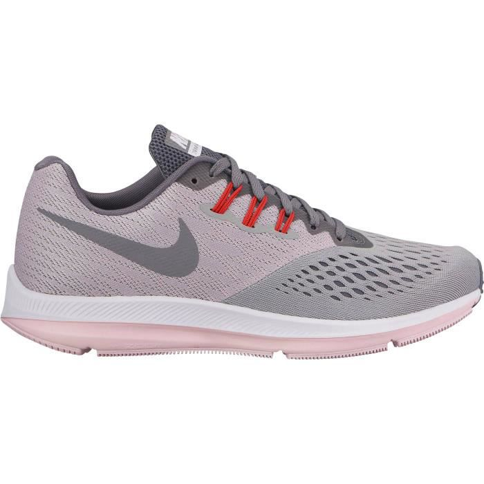newest collection 0fa01 2e2ad CHAUSSURES DE RUNNING NIKE Chaussures de running Air Zoom Winflo - Femme