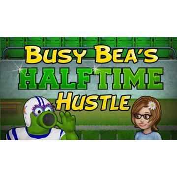Busy Bea's Half Time Hustle