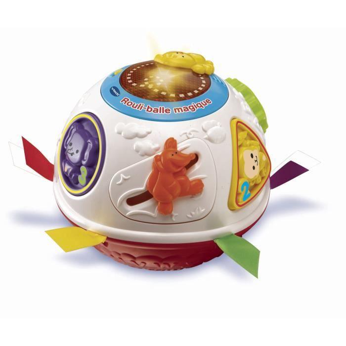 VTECH BABY - Rouli-Balle Magique - Balle d'Éveil Pour Bébé