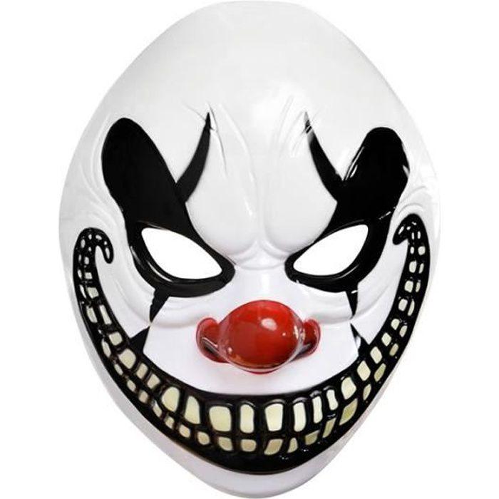 Dessin Halloween Clown Tueur