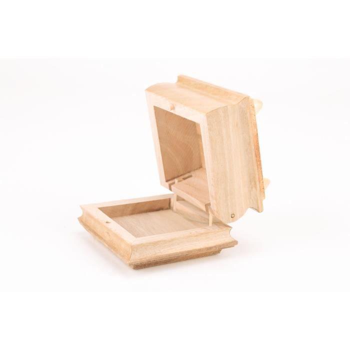 bois boite artisanal achat vente bois boite artisanal. Black Bedroom Furniture Sets. Home Design Ideas