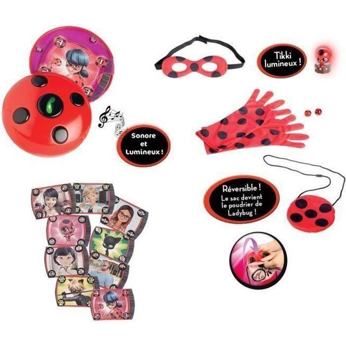 FIGURINE , PERSONNAGE MIRACULOUS , Multipack Deviens Marinette \u0026 Ladybug