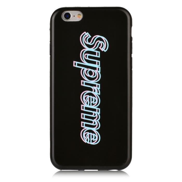 coque supreme silicone iphone 6