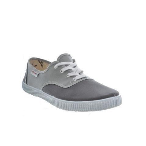 Chaussure Victoria bicolore gris... idNsavEqA