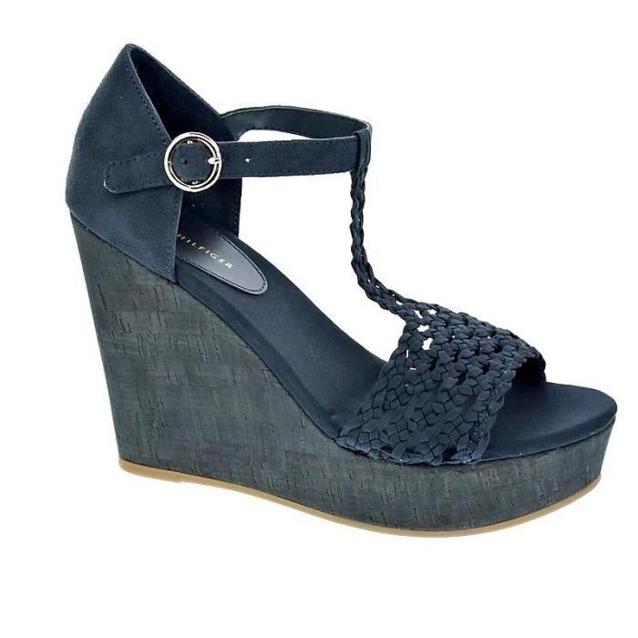 Estelle Hilfiger Tommy Chaussures modèle FemmeSandales v0ZzIO