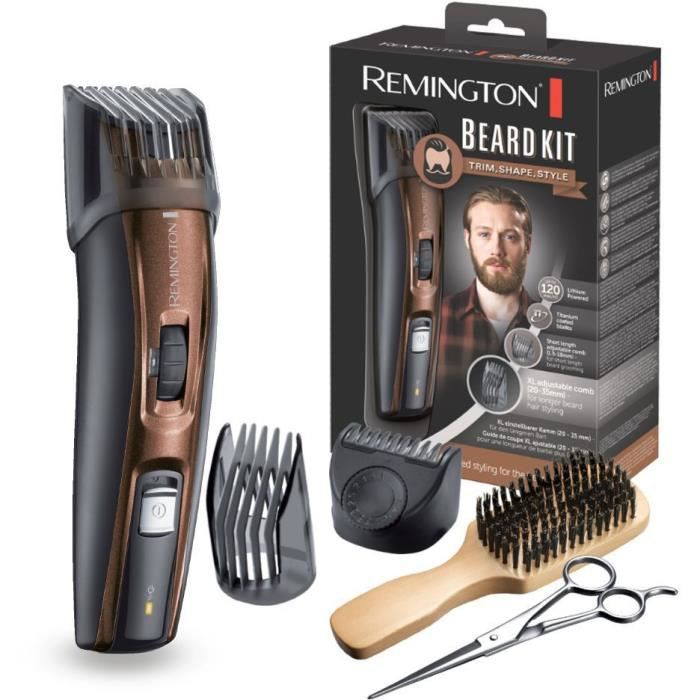 tondeuse barbe remington beard kit mb4045 achat vente tondeuse a barbe cdiscount. Black Bedroom Furniture Sets. Home Design Ideas