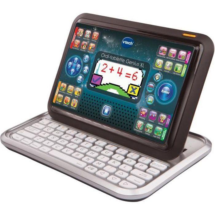ORDINATEUR ENFANT VTECH Ordi-Tablette Genius XL Color Noir