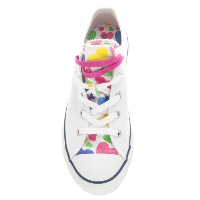 Basket Chuck Taylor All Star Double Tong J