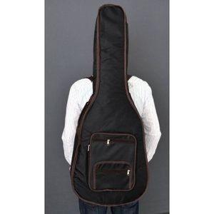 Housse guitare classique pas cher achat vente cdiscount for Housse guitare acoustique