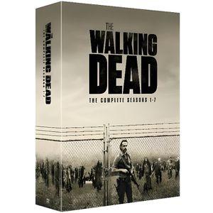 DVD SÉRIE Coffret DVD The Walking Dead Saisons 1 à 7