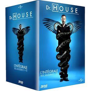 DVD SÉRIE DVD Coffret intégrale dr. House