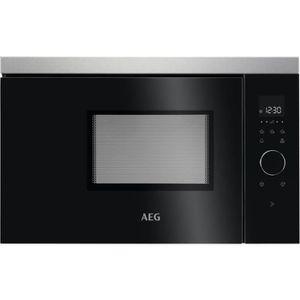 MICRO-ONDES AEG MBB1756SEM, Intégré, Micro-ondes uniquement, 1