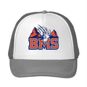 99bd20483d5 Chapeau de baseball en maille unisexe État de montagne bleu Casquette de  camionneur
