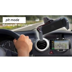 FIXATION - SUPPORT PLT Mode® Support voiture universel grille d'aerat