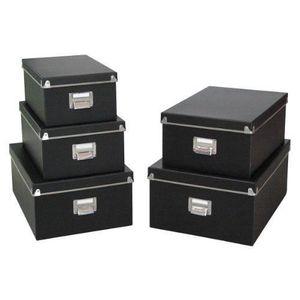 boite rangement 30 x 30 x 15 cm achat vente boite rangement 30 x 30 x 15 cm pas cher cdiscount. Black Bedroom Furniture Sets. Home Design Ideas