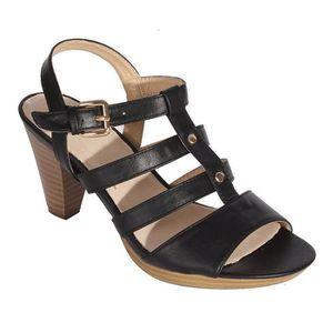 Sandales Pour Les Femmes En Vente, Noir, Toile, 2017, 36 36,5 38,5 Dolce & Gabbana
