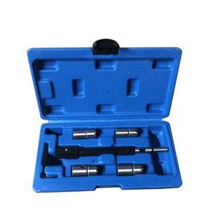 vidaXL Kit Rectificateur Si/ège dInjecteur Diesel 17 pcs Coffret Outil Moteur