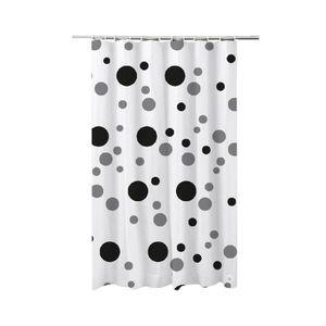 Rideau de douche achat vente rideau de douche pas cher cdiscount - Rideau de douche 180x180 ...